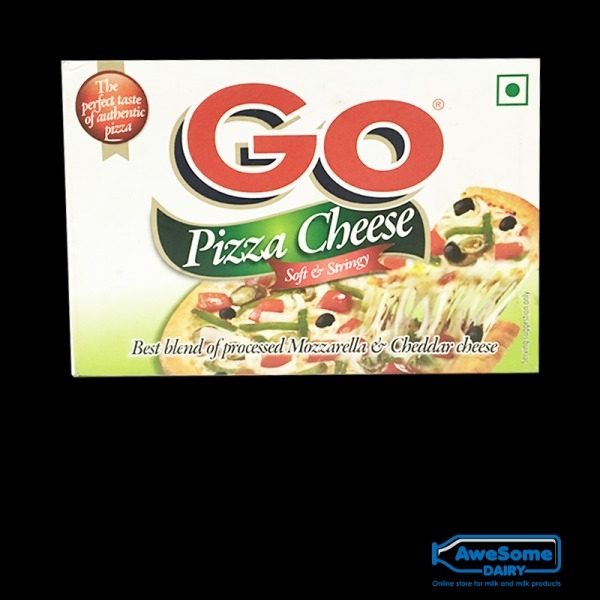Go Pizza Cheese