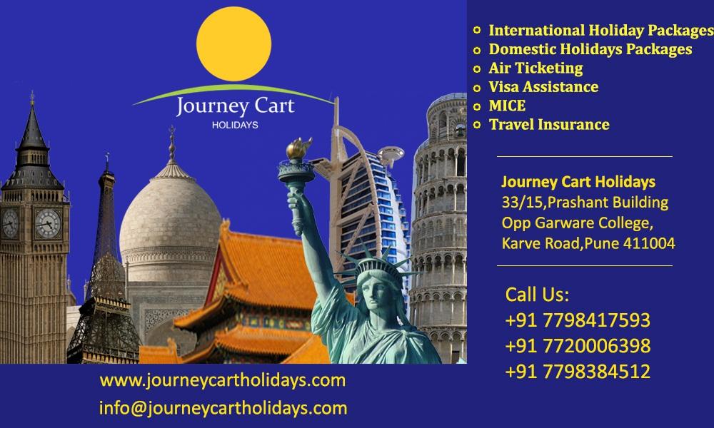 Journey Cart Holidays