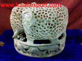Carved Boxes, Jewelry Box, Trinket Box