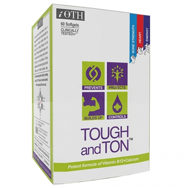 iOTH Tough And Ton