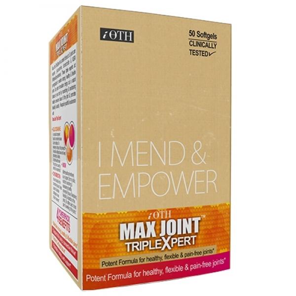 iOTH Max Joint TriplExpert