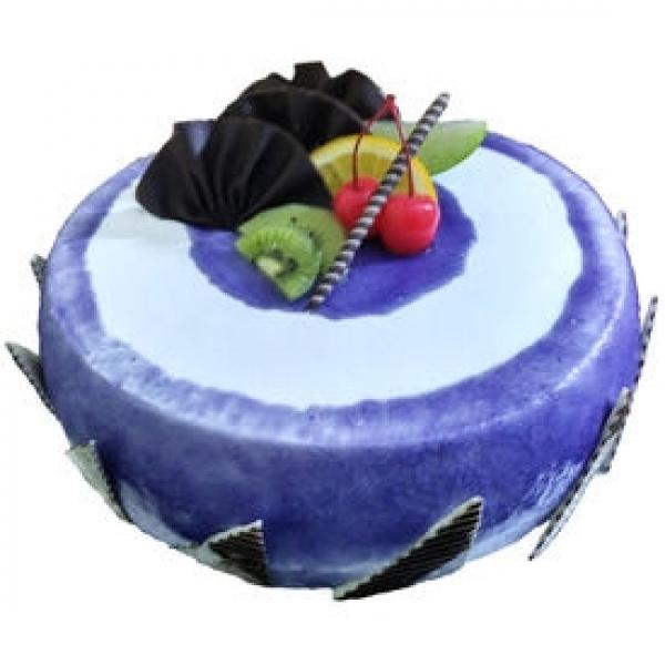 Black Currant Flavoured Cake