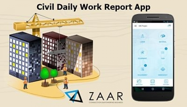 Construction Report Manager