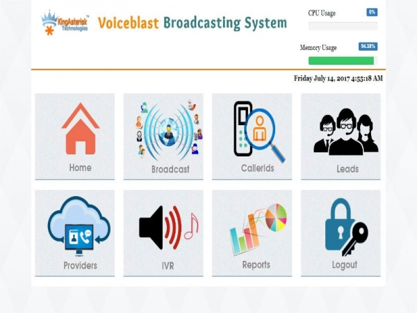 voicebroadcast Applications
