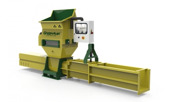 Styrofoam densifier APOLO C200 from GREENMAX