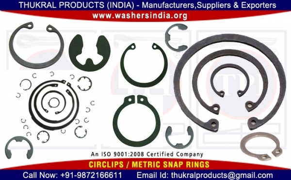 Spring Washers manufactuers in India Punjab
