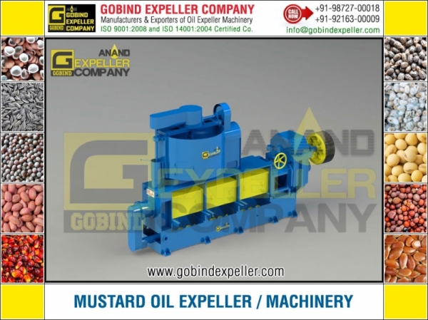 Oil Expeller Machine Manufacturers Exporters in India Punjab