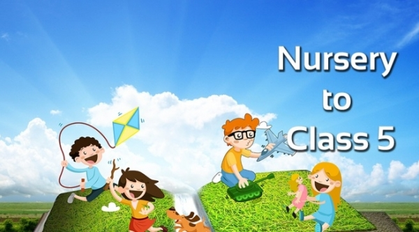 Nursery to Class 5