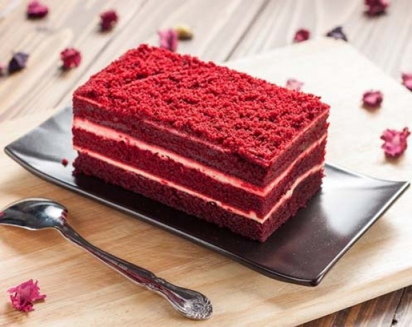 Egg Free Red Velvet Cake Mix
