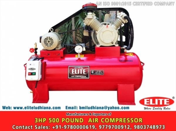 1HP 200 Pound Air Compressor