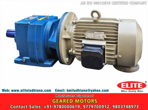 3 Phase Electric Motors