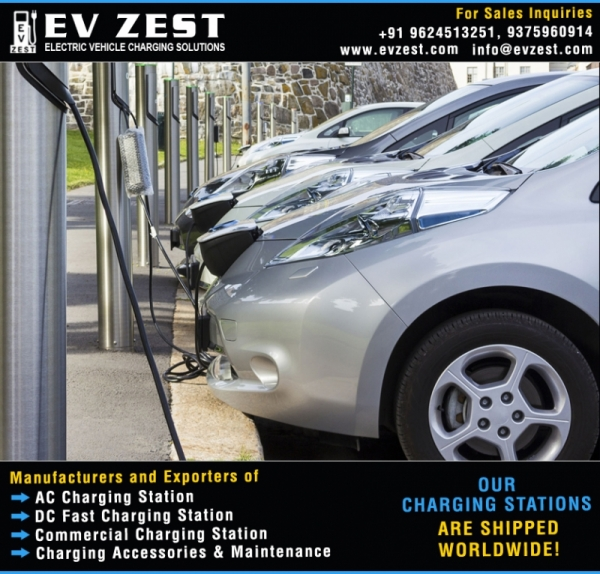 EV Charging Station manufacturers exporters suppliers distributors dealers in India