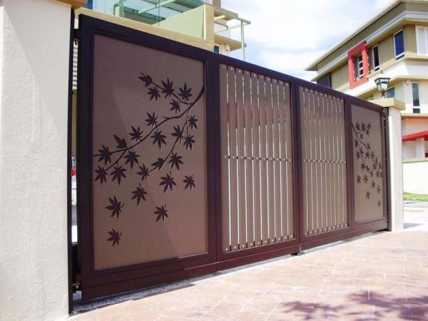 Unigate Trackless Folding Gate Karnataka