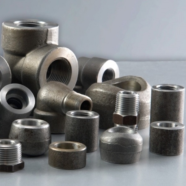Alloy Steel Pipe, Tube Fittings