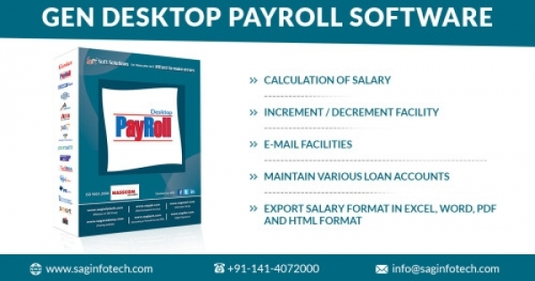 Gen Desktop Payroll Software