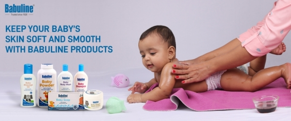 Babuline Baby Skincare Products