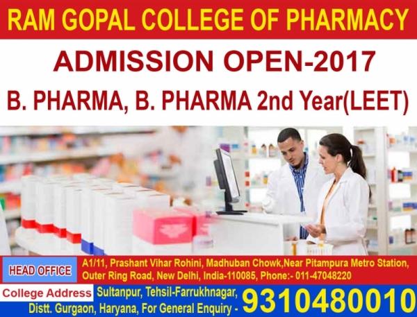Ram Gopal College of Pharmacy