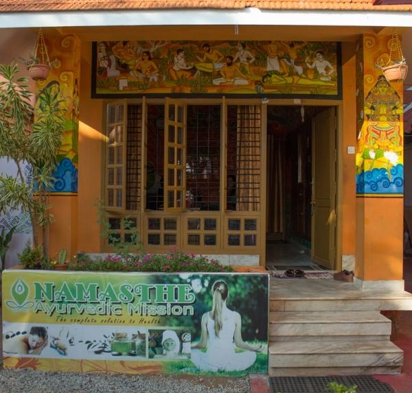 Namasthe Ayurvedic Mission
