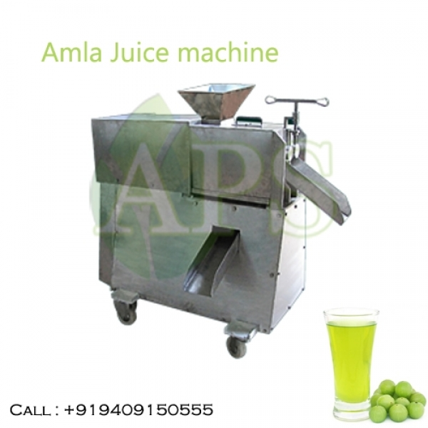 Juice Making Machinerry