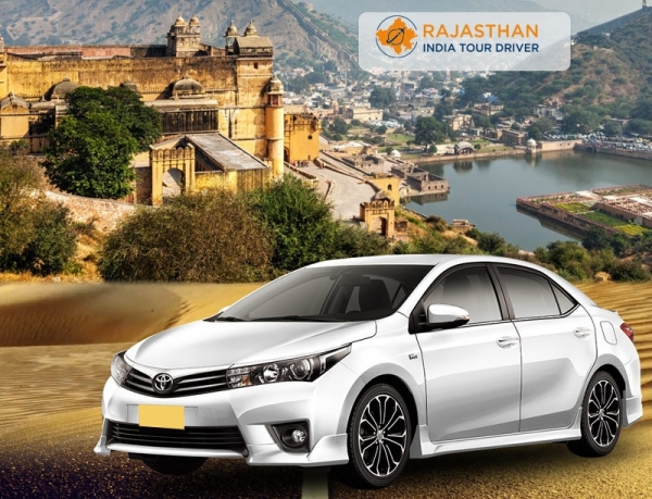 Rajasthan India Tour Driver