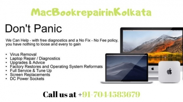 SPARK MacBook Repair Kolkata
