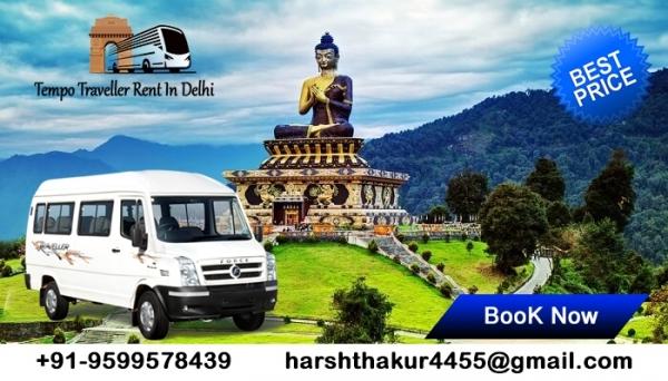 Delhi Tempo Travellers